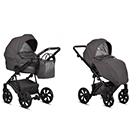Детская коляска 2 в 1 Tutis Zippy 2020 цвет 157 Dark Grey тёмно-серый