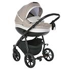 Детская коляска 2 в 1 Tutis Nanni 2021 цвет 274 капучино и светло-бежевая кожа
