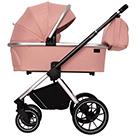 Детская коляска Carrello Optima 2 в 1 CRL-6503 цвет Hot Pink ярко-розовый