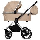 Детская коляска Carrello Optima 2 в 1 CRL-6503 цвет Almond Beige миндально-бежевый