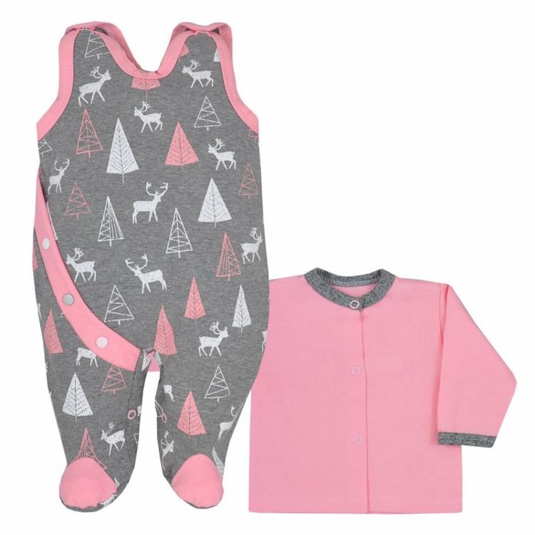 1b6cf24d62e8 Комплект одежды для новорожденной девочки купить в интернет-магазине ...